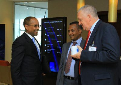 Tadesse Kiros Law Office, in partnership with Baker McKenzie Hosts Seminar on the Ethiopian Power Sector Addis Ababa Ethiopia(8)